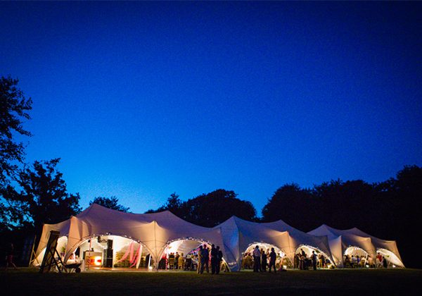 Capri Marquee Hire in Devon & Cornwall