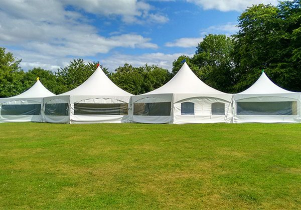 Matrix & Hex Marquee Hire in Devon & Cornwall